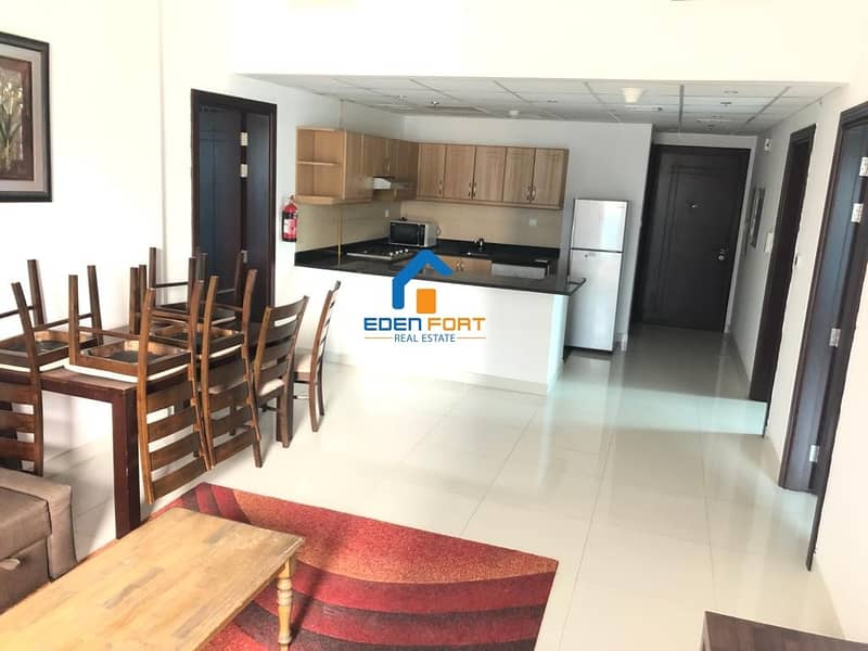 2 Golf  View-3 BHK-Furnished-Elite Residence -DSC