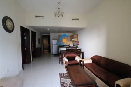 2 Bedroom Flat for Rent in Dubai Sports City, Dubai - Fully Furnished 2BHK in Elite Residence 7..