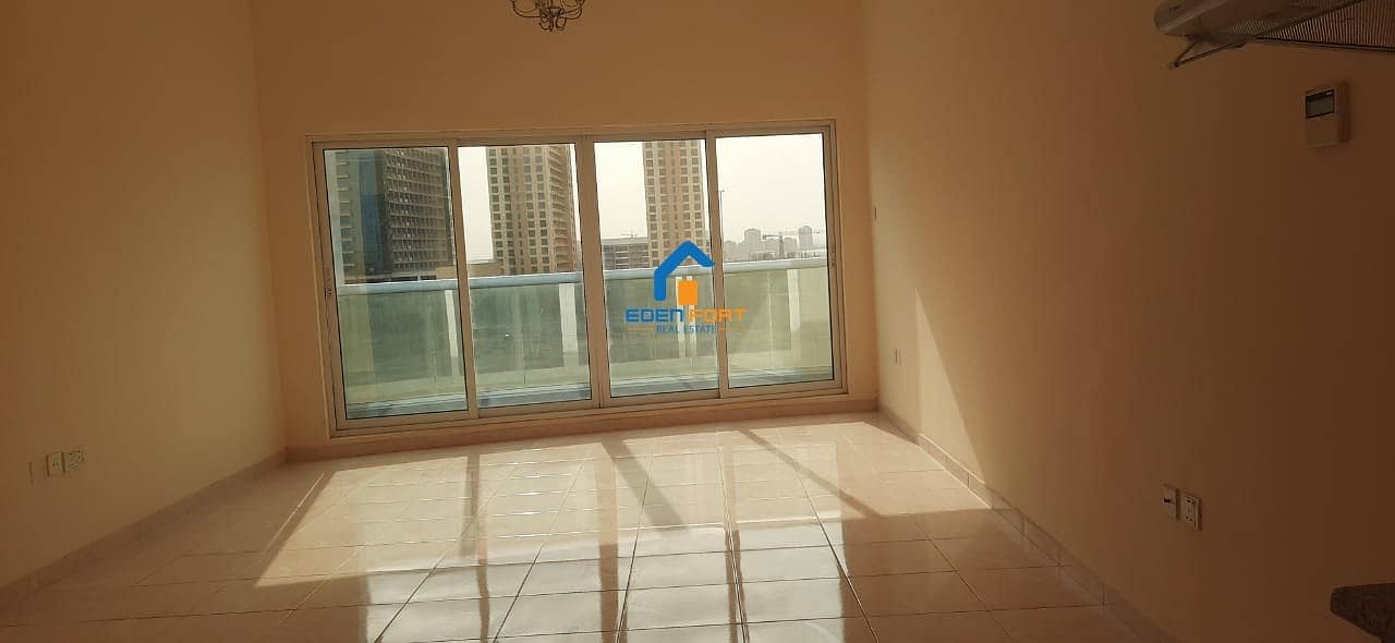2 Spacious Studio for Rent with Huge Balcony.....
