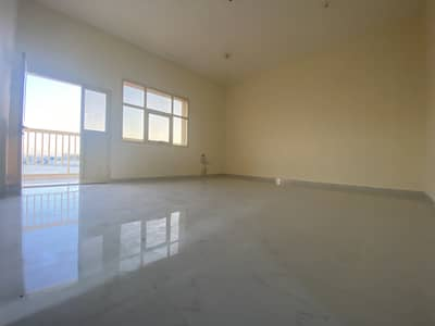 Studio for Rent in Mohammed Bin Zayed City, Abu Dhabi - Extra Spacious STUDIO with Balcony AED30k at ideal Location of MBZ CITY