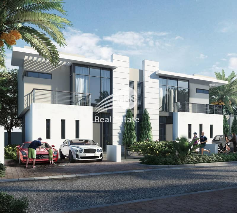 20 Modern Villas I Spacious 3 Beds @ Pelham