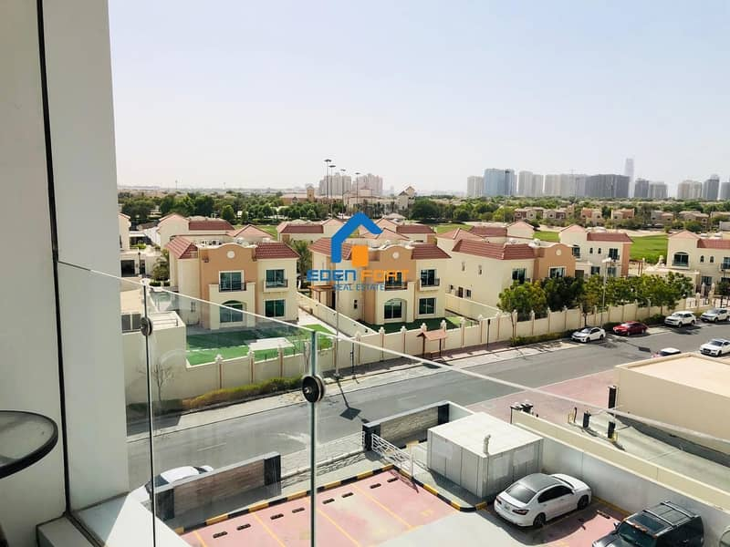 10 Well Maintained |Fully Furnished | Dubai Sports City