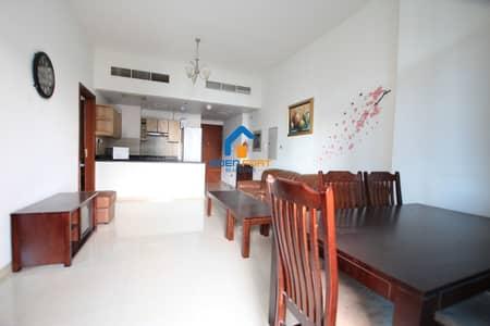 فلیٹ 2 غرفة نوم للايجار في مدينة دبي الرياضية، دبي - 2 BHK | Fully Furnished | Elite Residence 9| DSC ....