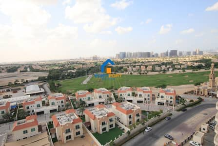 Studio for Rent in Dubai Sports City, Dubai - GOLF VIEW  - Italian Design Amazing Furnished Studio ....