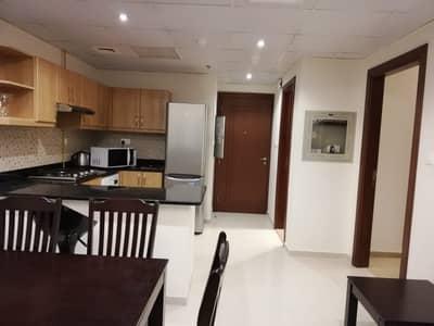 فلیٹ 2 غرفة نوم للايجار في مدينة دبي الرياضية، دبي - Amazing Unit-2 BHK-Furnished-Elite 9 -DSC....