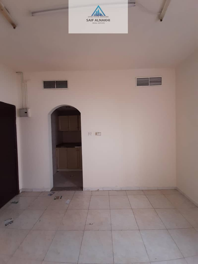 Studio flat 12k saprit kitchen in national paint muwaileh