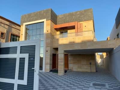 5 Bedroom Villa for Sale in Al Mowaihat, Ajman - One of the most amazing villas in Ajman is a modern villa