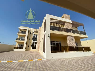 40 Bedroom Building for Rent in Mohammed Bin Zayed City, Abu Dhabi - Brand New and Huge Stand Alone Villa in MBZ