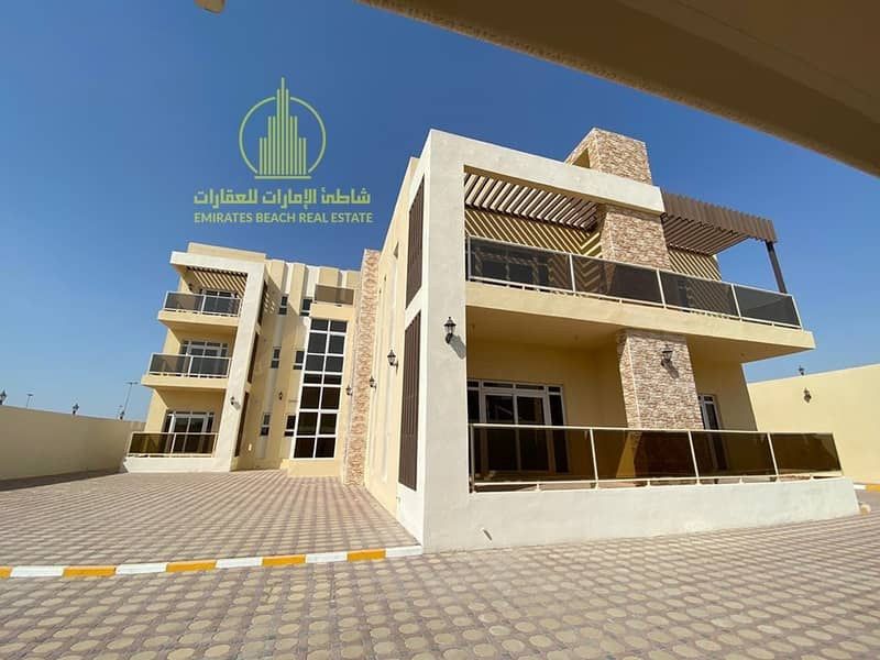 Brand New and Huge Stand Alone Villa in MBZ