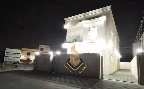 5 Bedroom Villa for Sale in Al Yasmeen, Ajman - UPSCALE NEW VILLA  - CENTRAL AC for sale at an attractive price