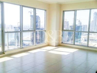 شقة 1 غرفة نوم للايجار في وسط مدينة دبي، دبي - Spacious Layout 1BR | High Floor | Must See