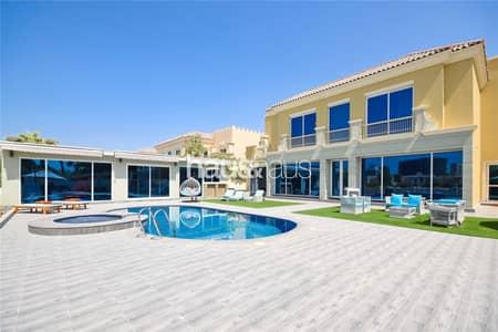 5 Bedroom Villa for Sale in Dubai Sports City, Dubai - Fully Upgraded & Extended | Unique Villa