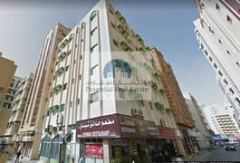 STUDIO FOR  10,000 AED   1 MONTH FREE   @ AL SHUWAIHEEN - ROLLA  (  Back of Day to Day )