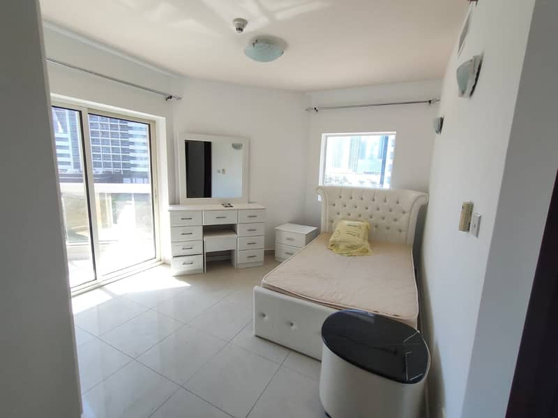 Fully Furnished Large studio for sale with excellent 4