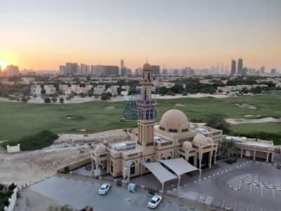 شقة 1 غرفة نوم للايجار في مدينة دبي الرياضية، دبي - Golf Course View  Spacious One Bedroom With Balcony
