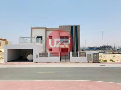 فیلا 5 غرف نوم للبيع في مثلث قرية الجميرا (JVT)، دبي - Modern Contemporary| 5BR + Maids +Driver