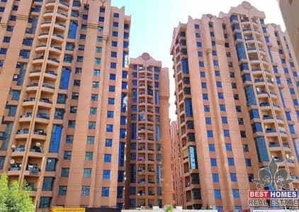 1 Bedroom Flat for Rent in Al Nuaimiya, Ajman - Big Size 1 BHK | Good location | 4-6 Payments