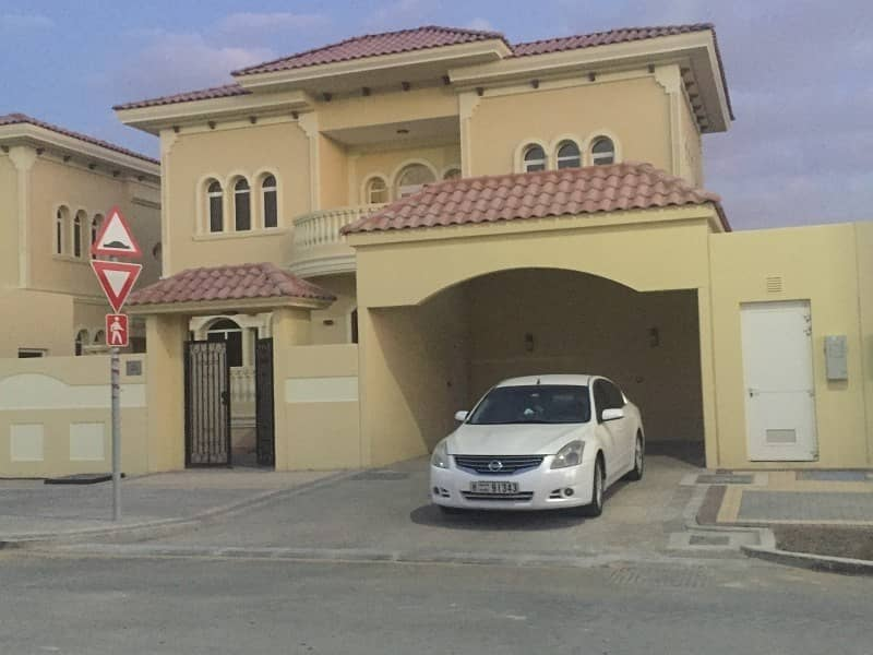 Brand New 4BR Villa with a Driver Room Available!