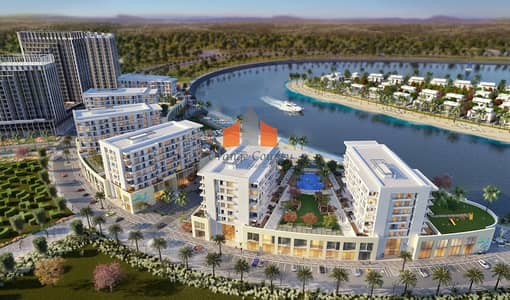 1 Bedroom Flat for Sale in Sharjah Waterfront City, Sharjah - Luxurious 1 Br| Ready Soon| 3 years payment plan| Prime location.