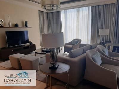 LUXURIOUS THREE BEDROOM + MAID BURJ KHALIFA VIEW