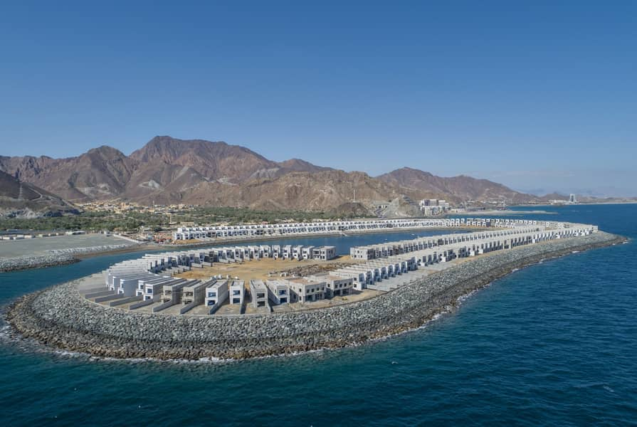 Dana Island | Exclusive villas for UAE Nationals and GCC||