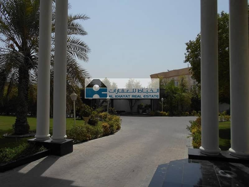 2 Commercial Villa next to Jumeirah College  Al Safa First