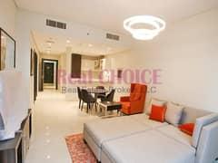 شقة في غولف فيدوتا داماك هيلز (أكويا من داماك) 1 غرف 55000 درهم - 4833980