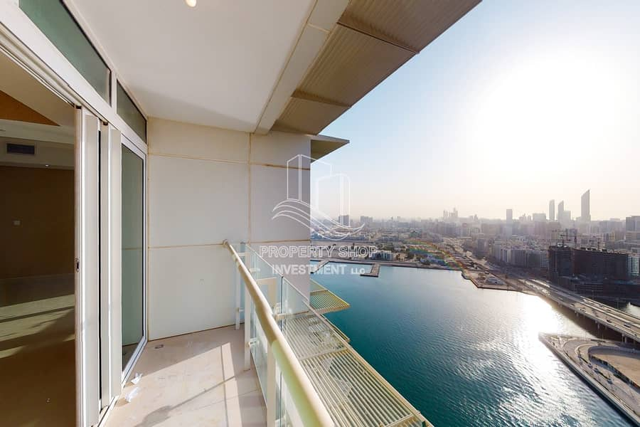 Make Your Move In Today-Elegant High Floor with Sea View