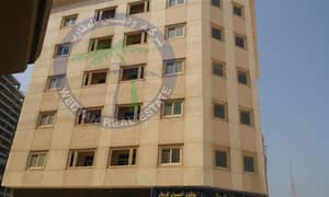 AL KHAN area 2 bed with balcony spacious close to beach