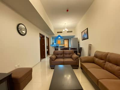 3 Bedroom Apartment for Rent in Dubai Sports City, Dubai - GOLF VIEW FULLY FURNISHED 3BHK IN ELITE 10