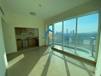 BEAUTIFUL HIGH FLOOR 1BHK AVAILABLE IN ICE HOCKEY TOWER DSC