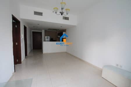 1 Bedroom Flat for Rent in Dubai Sports City, Dubai - BEAUTIFUL POOL VIEW 1BHK AVAILABLE IN ROYAL RESIDENCE - DSC