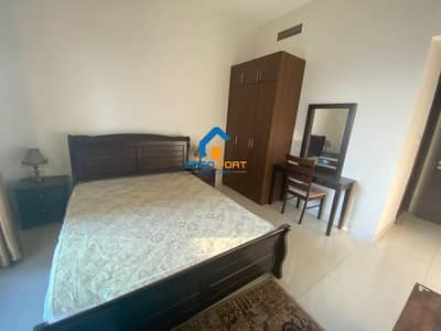 2 Bedroom Flat for Rent in Dubai Sports City, Dubai - BEAUTIFUL FULLY FURNISHED 2BHK IN ELITE-07 DSC