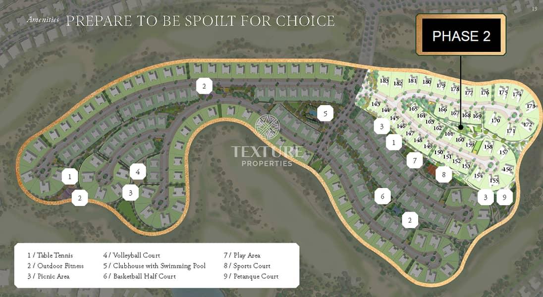 2 Build Your Own Dream Villa | Emerald Hills | Dubai Hills Estate