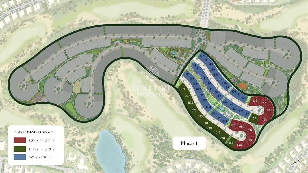 4 Build Your Own Dream Villa | Emerald Hills | Dubai Hills Estate