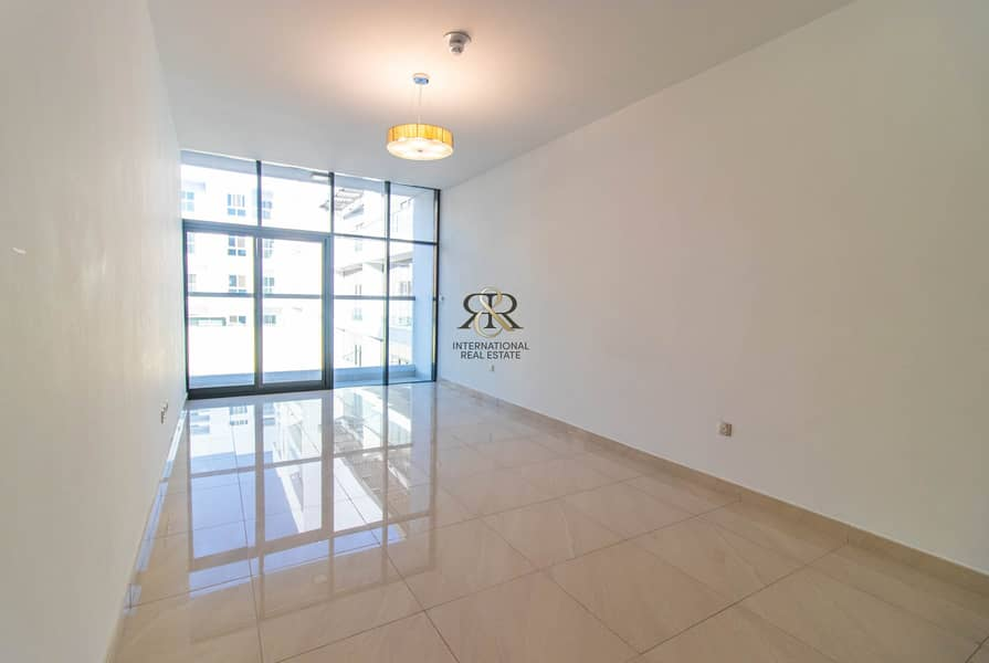 With 360 Video Tour | Spacious 1 Bedroom Plus Study | Pool facing