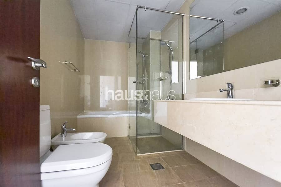 10 Vacant | 4 bed + maids | Pool + Park Views