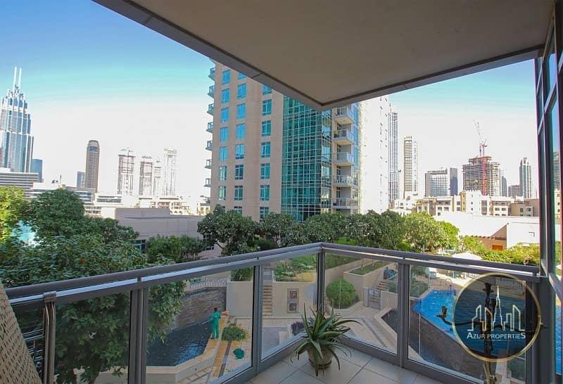 Low floor   Burj Khalifa view   Motivated Selle
