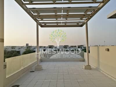 4 Bedroom Villa for Rent in The Sustainable City, Dubai - Roof top terrace | No Commission |15 days free