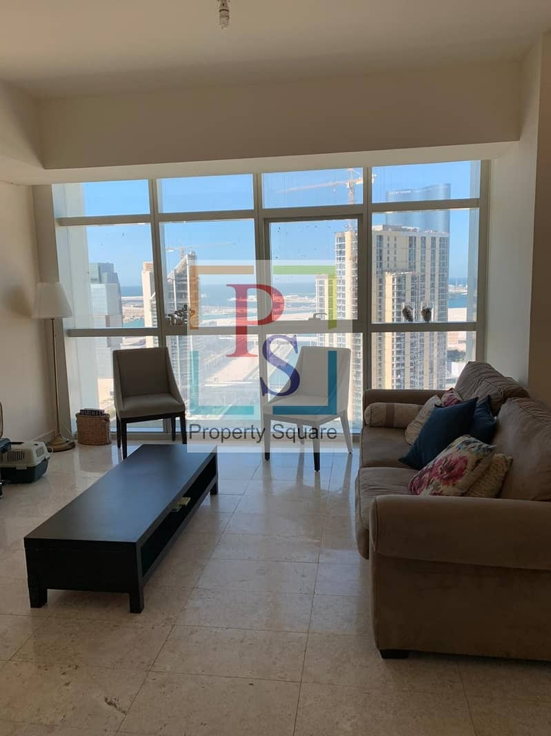 1 Best Deal! Elegant Unit ! Fully Furnished 2 BR ! Available !