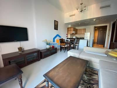 GOLF VIEW 1BHK FULLY FURNISHED IN ELITE 07