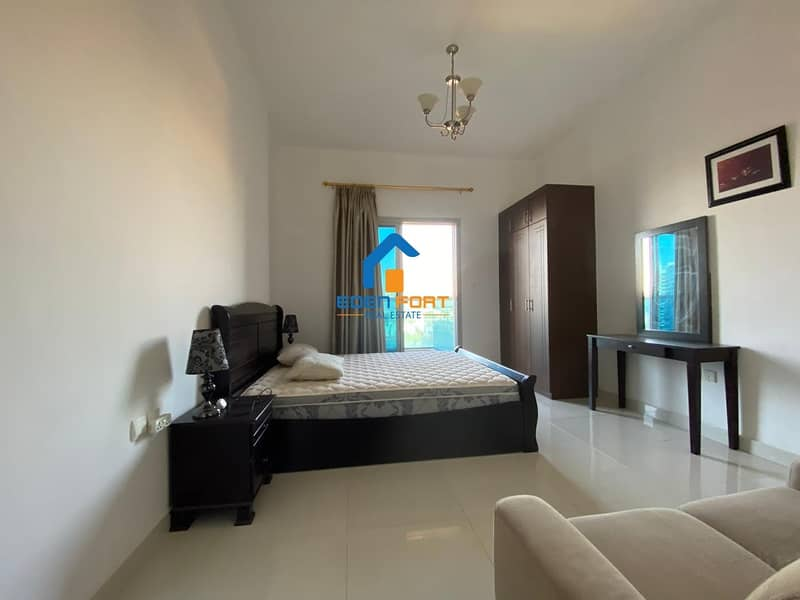 2 GOLF VIEW 1BHK FULLY FURNISHED IN ELITE 07