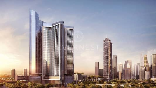 Studio for Sale in Business Bay, Dubai - The Luxury Furnished Studio | Canal View