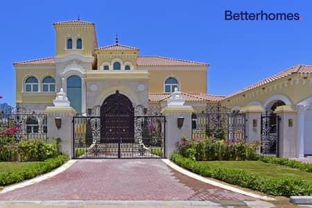 فیلا 6 غرف نوم للبيع في البرشاء، دبي - Best Location Luxury Private Pool European designer
