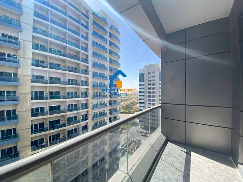 6 Chiller Free Studio in Hamza Tower for Rent ..