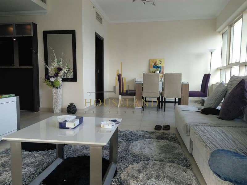 2 Large One Bedroom| Fully Furnished| Waterfront View