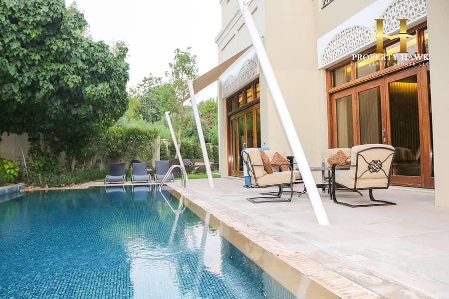 Spacious Luxury Villa with 6 Bedroom in Al Barari
