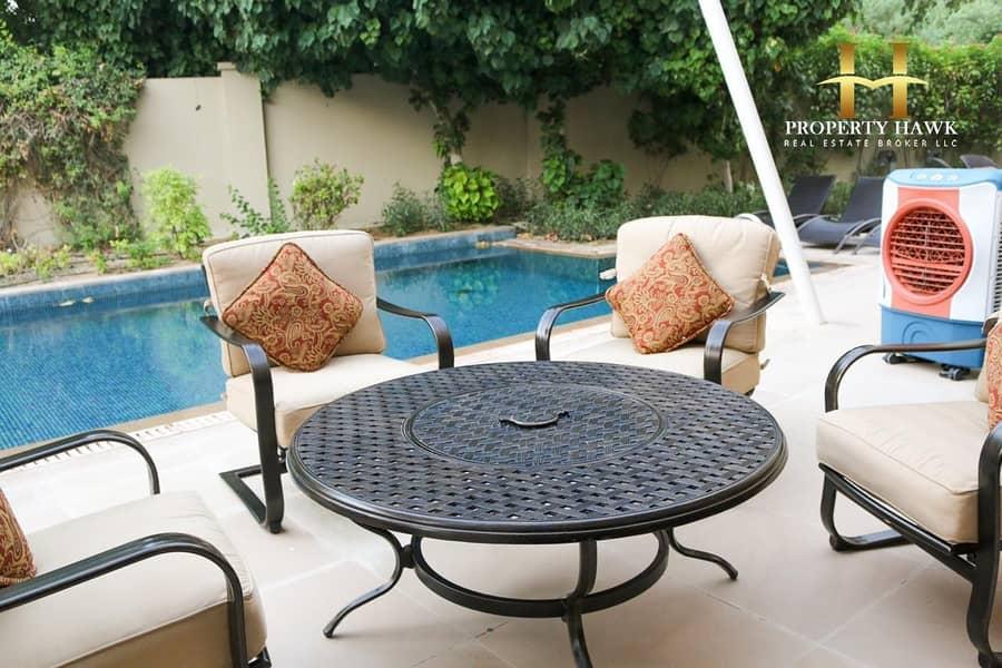 2 Spacious Luxury Villa with 6 Bedroom in Al Barari