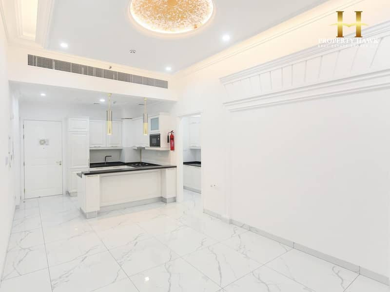 Brand New 1 BR with Luxury Finishing Good Layout