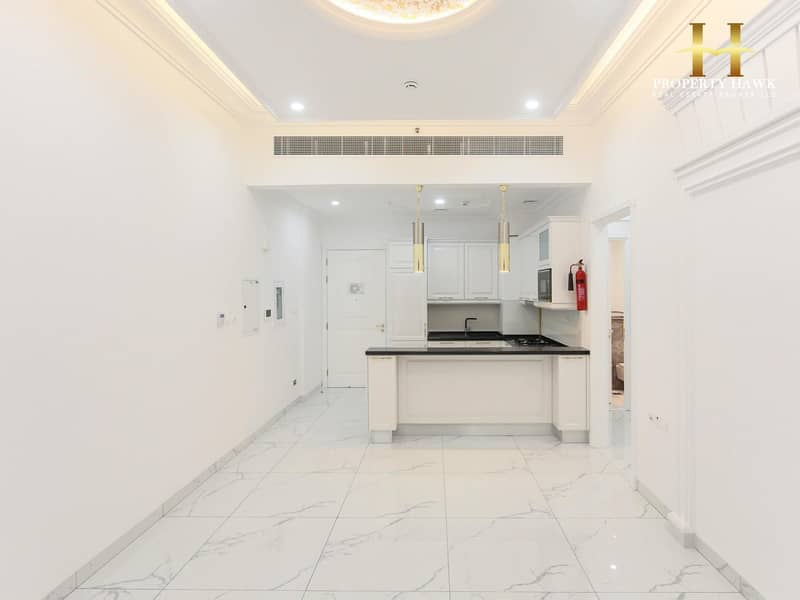 Luxury Finishing | Brand New 1 BR | Good Layout